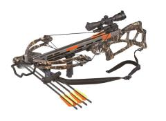 quiver and scope crossbow