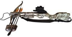camo hunting crossbow