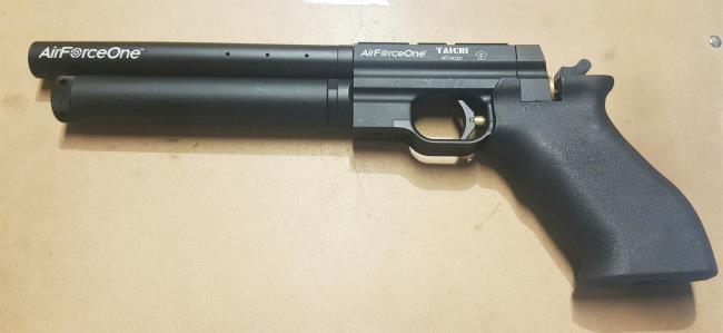 Taichi Pistol Pcp Shooting Party Precharged Air Pistol
