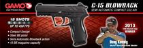 gamo c15 co2 pistol