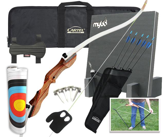 sets adult archery beginners