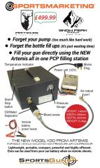 air rifle charging kit