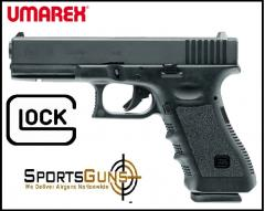 glock 6mm umarex replica pistol