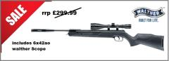 spring rifle walther gt