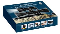 led airgun lamping system