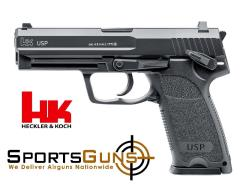 heckler and koch usp blowback