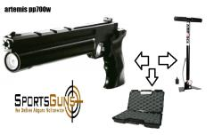 precharged air pistol