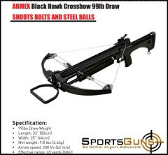 arnmex hunter crossbow