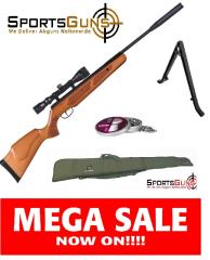 Gas Ram Air Rifles Air Rifles & Air Guns | Sportsguns