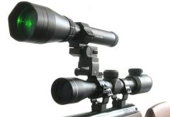 air rifle lamp scope
