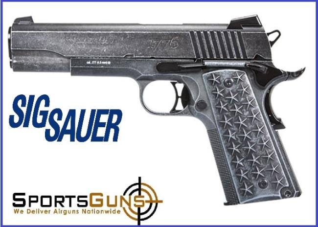 sigsauer,we the people,pistol,co2,1911,blowback,target