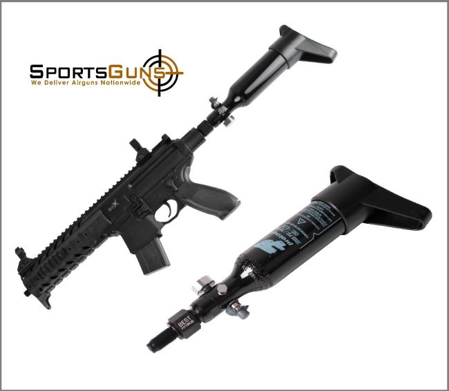 sig sauer hpa full upgrade kit,precharged mpx,mcx sigsauer